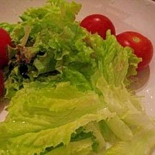ジンジャー☆グリーンサラダ