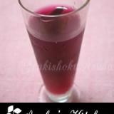 中医師の夏薬◆アトピー・夏ばて◆赤&青紫蘇ジュース
