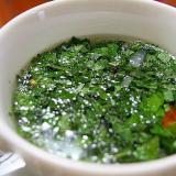 モロヘイヤスープ