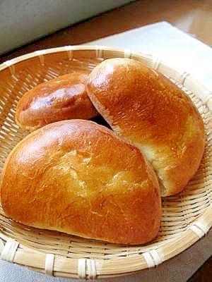 栗クリームパン