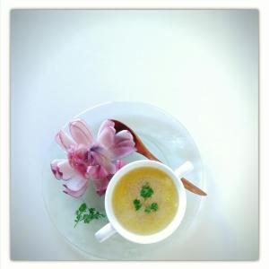 簡単玉ねぎスープ