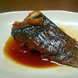 メジナ(クロ/グレ)の煮付け