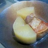 簡単!豚肉と大根の煮物