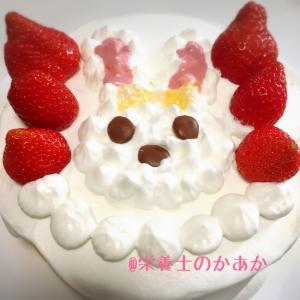 キラキラ☆プリキュアアラモードうさぎショートケーキ