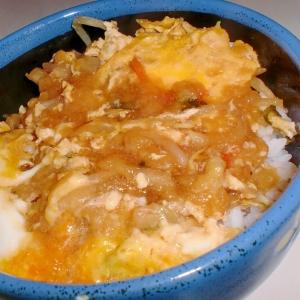 天ぷらもやし丼