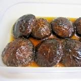 お正月が来る~簡単時短 レンジで 椎茸の煮物