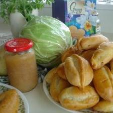 ピロシキの生地 冷蔵庫で発酵!