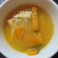 パンプキン味噌スープ