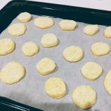 子どものおやつに☆米粉クッキー