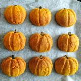 ほっくり甘いかぼちゃクッキー