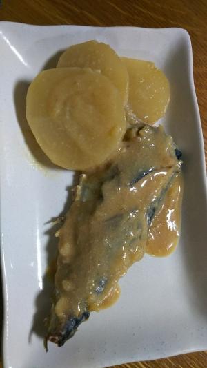 大根&鯖の味噌煮