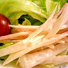 マヨぽんごぼうサラダ