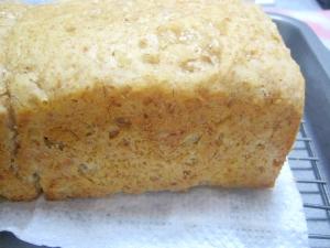 自家製酵母のお米パン