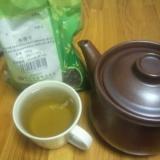 母乳に牛蒡子茶