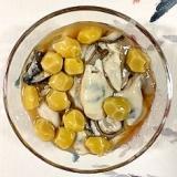 牡蠣の和え物