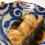 フライパンで簡単!鱈の煮付け
