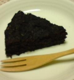 ダイエット!チョコ味のおからケーキ①