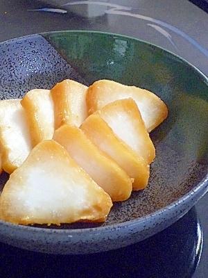 かぶの味噌粕漬け