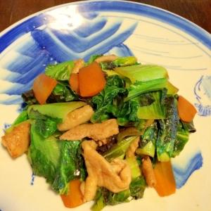 美味!!☆高菜の炒め物