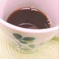 フルーティで爽やかミックスベリーコンポートコーヒー