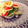 玉ねぎのサラダ