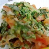 サクサク 野菜の天ぷら