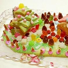 ★クッキーハウス2013お菓子の家★神天