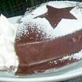 幸せ~♪な口どけのチョコレートケーキ