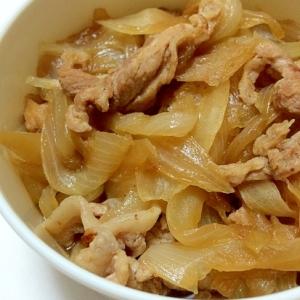 ◎トロッと玉ねぎの豚生姜焼き