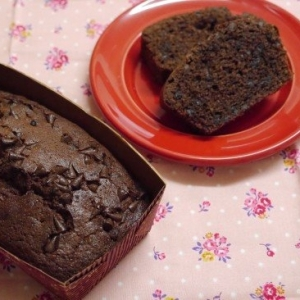 チョコ好きの方に是非★簡単‼チョコ・パウンドケーキ