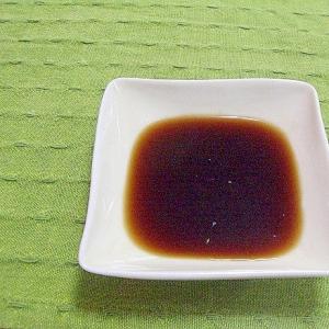 餃子のポン酢豆板醤タレ