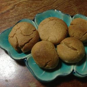 卵、乳製品なし!サラダ油でサクサクきな粉クッキー
