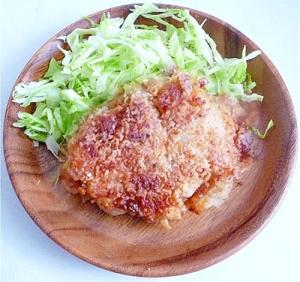 ボリューム満点 鶏の竜田揚げ