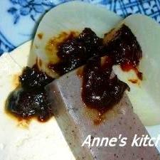 大根と豆腐とこんにゃくの味噌田楽