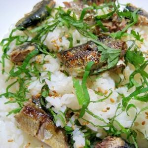☆丸干さんまの混ぜ寿司☆