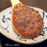 ミックスナッツの焼き味噌