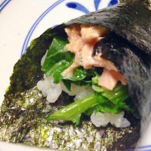 ツナ缶で☆手巻き寿司