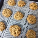 オートミールクッキー◎シンプル おやつ 栄養