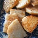 山芋のバターしょうゆ焼き