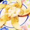 ホット★バナナ&りんごヨーグルト