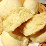 冷めてもふんわり!米粉入り白パン