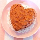バレンタインに食べたい!デビルズフードケーキ