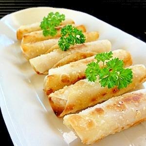 ツナポテトのカリッとチーズ焼き