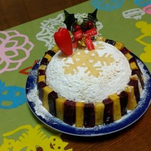 芋&芋!クリスマスケーキ