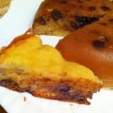 炊飯器でバナナチョコケーキ♪簡単混ぜてスイッチオン