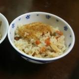 炊き込みご飯/鶏ごぼう