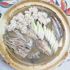 真鱈のあらの塩麹鍋~♪
