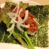 手巻き寿司☆焼き肉編