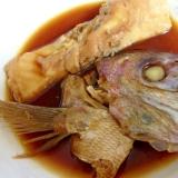 鯛の甘辛煮