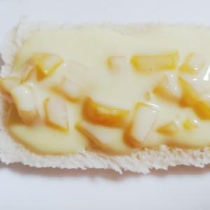 栗ミルククリームトースト